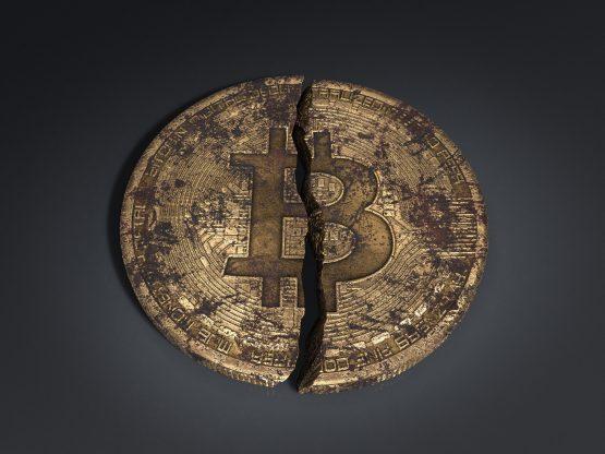 Gloomy Bitcoin