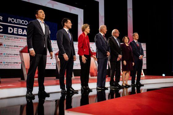 Democrats Counter Trump on Key Pillar of Campaign: The Economy