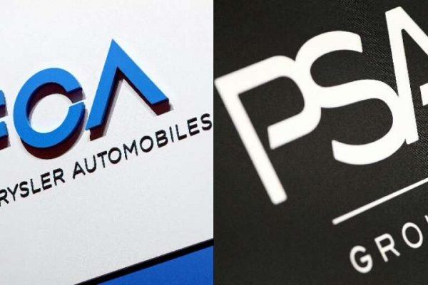 PSA, Fiat Chrysler boards OK merger to create fourth-largest carmaker