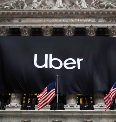 Stocks making the biggest moves midday: Uber, AMD, Kodiak Sciences & more