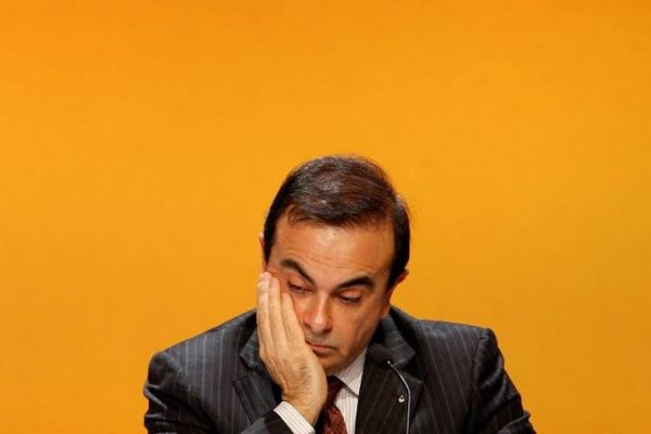 Ghosn fled Japan after a security firm hired by Nissan stopped surveillance