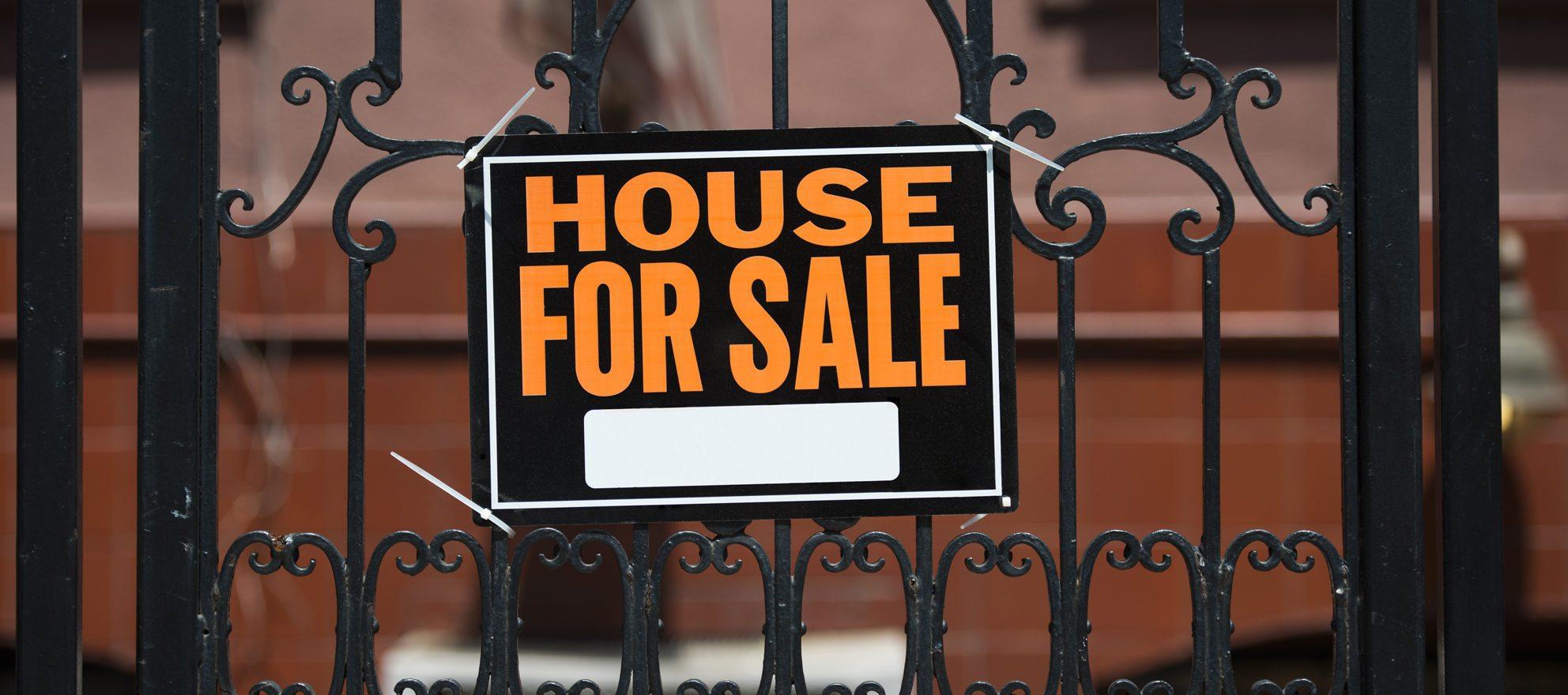Anemic Housing Market