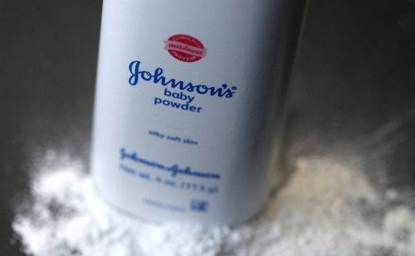 Baby Powder Recalled