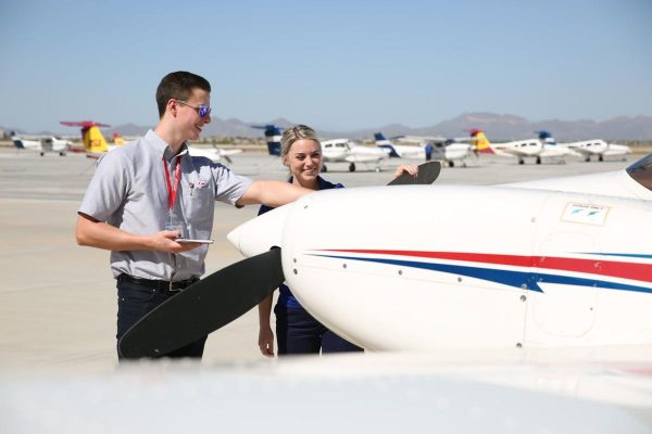 Tucson Real Estate: New flight school lands at Tucson airport