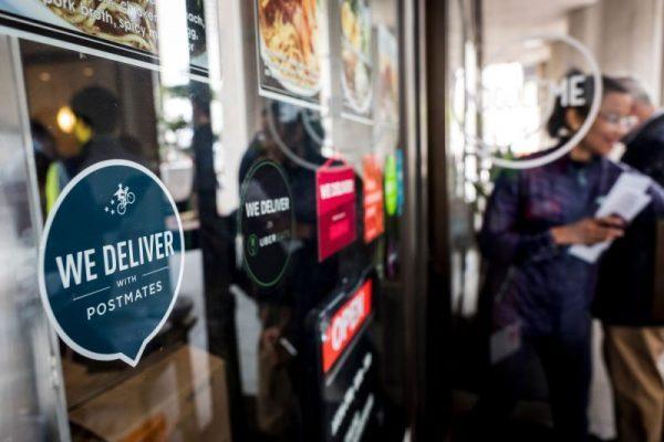 Uber, Postmates Sue California Over New Gig Economy Law